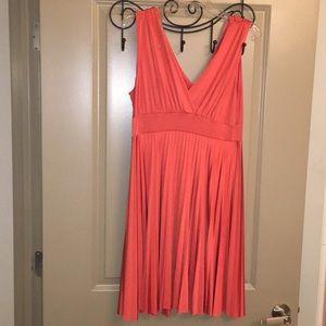 Dresses & Skirts - Deep V cocktail dress